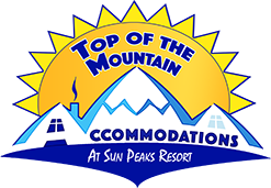 Top of the Montain Accommodation and Management at Sun Peaks Resort.